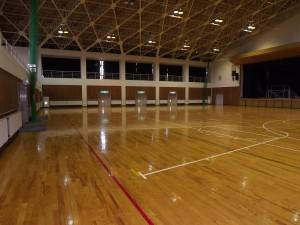 西根地区体育館